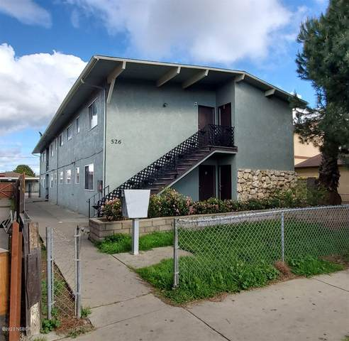 526 N L Street, Lompoc, CA 93436 (MLS #20000797) :: The Epstein Partners