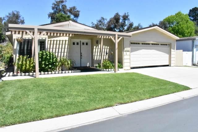 3932 Berwyn Drive, Santa Maria, CA 93455 (MLS #20000963) :: The Epstein Partners