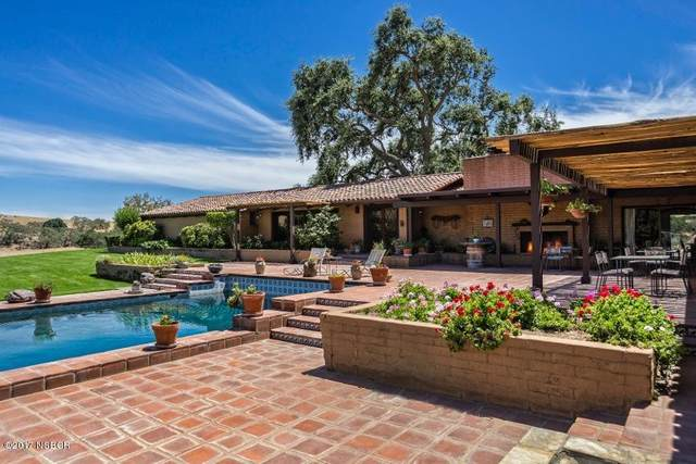 5999 Foxen Canyon Road, Los Olivos, CA 93441 (MLS #20000995) :: The Epstein Partners