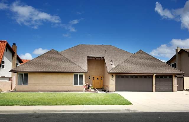 213 Larkspur Drive, Santa Maria, CA 93455 (MLS #20001061) :: The Epstein Partners