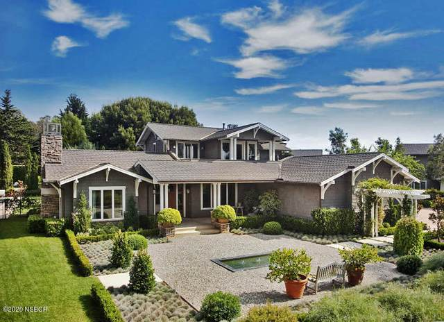 216 Ortega Ridge Road, Santa Barbara, CA 93108 (MLS #20001118) :: The Epstein Partners