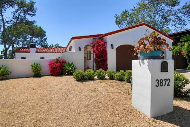 3872 Crescent Drive, Santa Barbara, CA 93110 (MLS #20001126) :: The Epstein Partners
