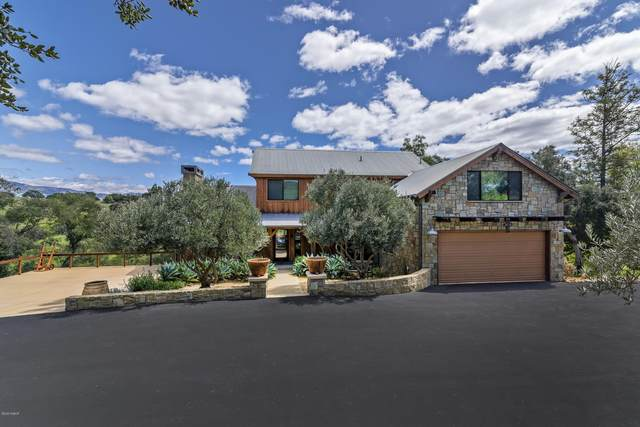 3275 Long Valley Road, Santa Ynez, CA 93460 (MLS #20001183) :: The Epstein Partners