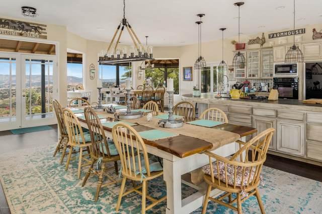 1833 Cougar Ridge Road, Buellton, CA 93427 (MLS #20001415) :: The Epstein Partners