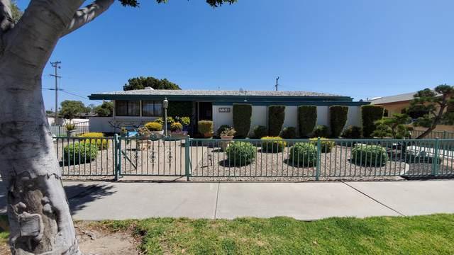 734 E Tunnell Street, Santa Maria, CA 93454 (MLS #20001457) :: The Epstein Partners