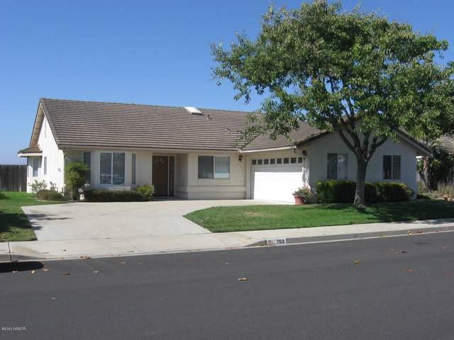 763 Koval Lane, Santa Maria, CA 93455 (MLS #20001464) :: The Epstein Partners