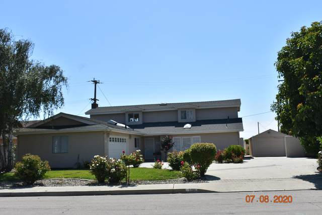 301 S 2nd Street, Lompoc, CA 93436 (MLS #20001472) :: The Epstein Partners