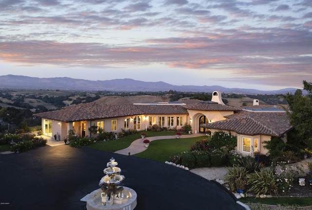 1105 Fredensborg Canyon Road, Solvang, CA 93463 (MLS #20001481) :: The Epstein Partners