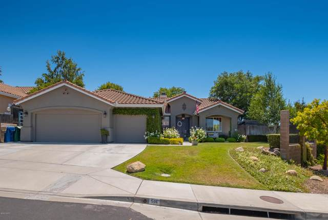 506 Blue Blossom Way, Buellton, CA 93427 (MLS #20001493) :: The Epstein Partners