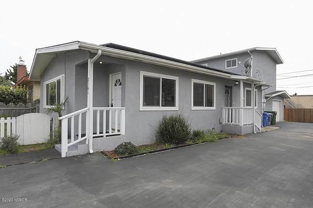 2161 Sunset Avenue, Morro Bay, CA 93442 (MLS #20001636) :: The Epstein Partners
