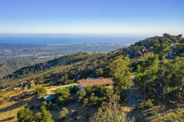2550 Painted Cave Road, Santa Barbara, CA 93105 (MLS #20001685) :: The Epstein Partners