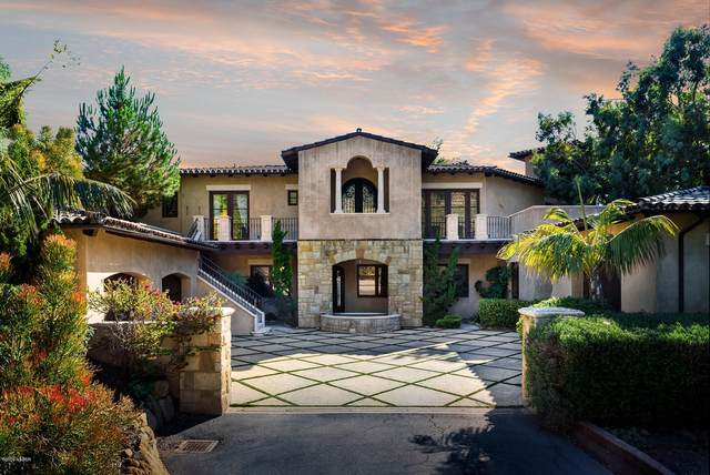 3091 Hidden Valley Lane, Montecito, CA 93108 (MLS #20001695) :: The Epstein Partners