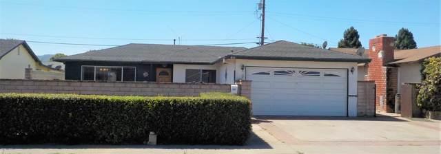816 W Nectarine Avenue, Lompoc, CA 93436 (MLS #20001830) :: The Epstein Partners