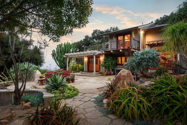 2260 San Marcos Pass Road, Santa Barbara, CA 93105 (MLS #20001880) :: The Epstein Partners