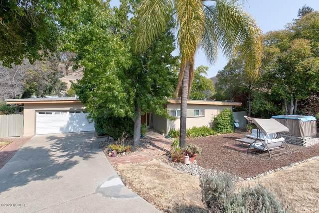 266 Albert Drive, San Luis Obispo, CA 93405 (MLS #20001954) :: The Epstein Partners