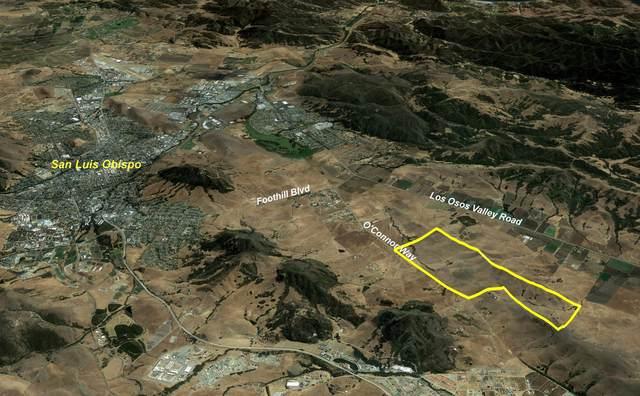 801 O'connor Way, San Luis Obispo, CA 93405 (MLS #20002043) :: The Epstein Partners