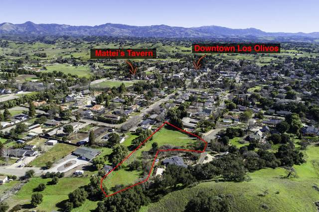 2213 Keenan Drive, Los Olivos, CA 93441 (MLS #20002069) :: The Epstein Partners