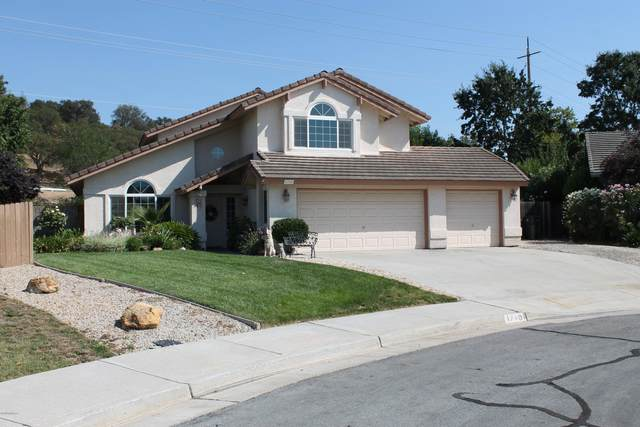 1710 Canyon Crest Lane, Paso Robles, CA 93446 (MLS #20002099) :: The Epstein Partners