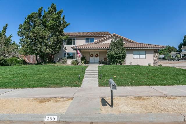 285 Tallyho Road, Santa Maria, CA 93455 (MLS #20002215) :: The Epstein Partners