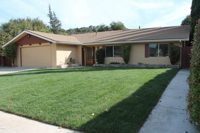 2102 Rebild Drive, Solvang, CA 93463 (MLS #20002306) :: The Epstein Partners