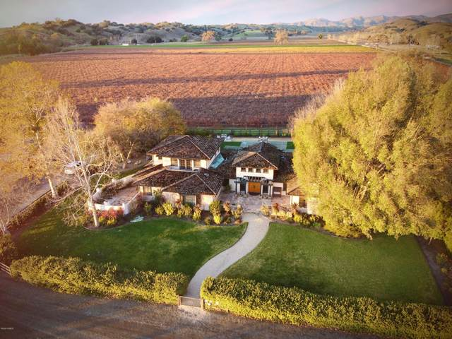 3325 Calkins Road, Los Olivos, CA 93441 (MLS #20002326) :: The Epstein Partners