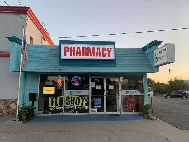 1009 E Grand Avenue, Arroyo Grande, CA 93420 (MLS #20002333) :: The Epstein Partners