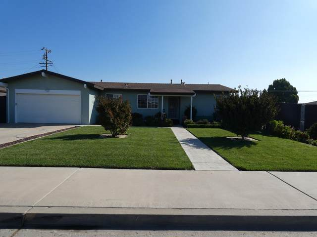 1302 N Elizabeth Street, Santa Maria, CA 93454 (MLS #20002404) :: The Epstein Partners