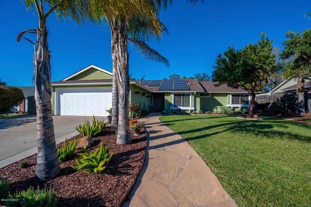 763 Via Esmeralda, Santa Maria, CA 93455 (MLS #20002446) :: The Epstein Partners