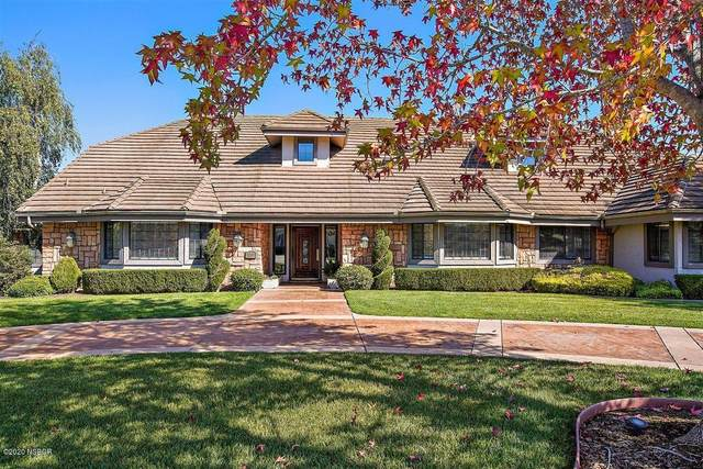 5864 Oakhill Drive, Santa Maria, CA 93455 (MLS #20002485) :: The Epstein Partners
