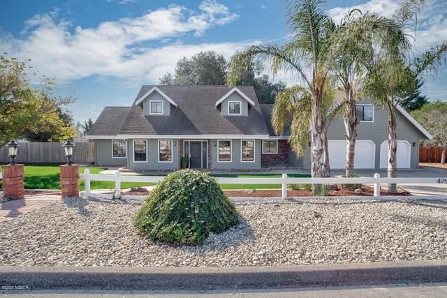 425 Via Vicente, Nipomo, CA 93444 (MLS #20002515) :: The Epstein Partners