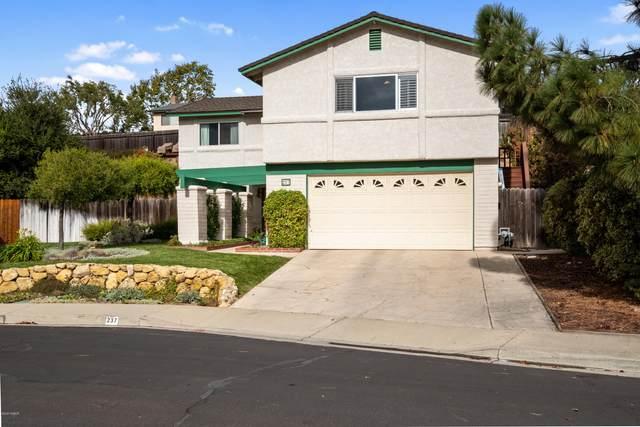 237 Teri Sue Lane, Buellton, CA 93427 (MLS #20002629) :: The Epstein Partners