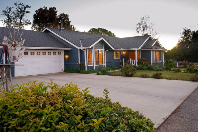 3500 Lindero Street, Santa Ynez, CA 93460 (MLS #20002636) :: The Epstein Partners