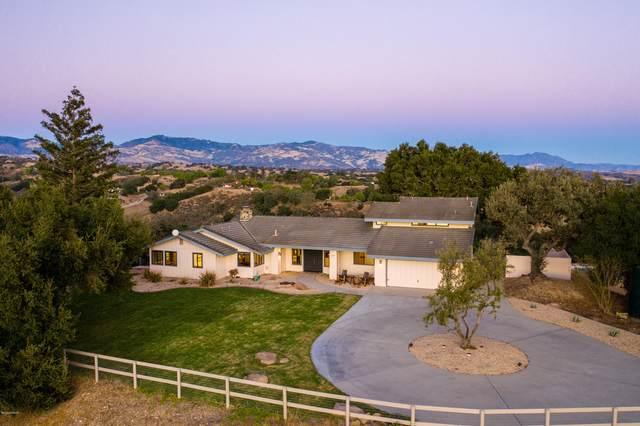 3114 Calzada Avenue, Santa Ynez, CA 93460 (MLS #20002640) :: The Epstein Partners