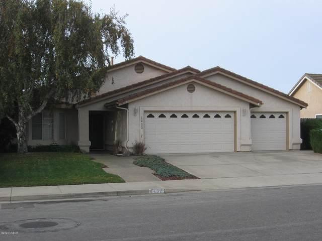 1452 Ivory Drive, Santa Maria, CA 93455 (MLS #20002651) :: The Epstein Partners