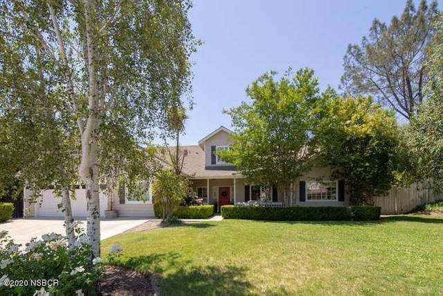 3374 Manzana Street, Santa Ynez, CA 93460 (MLS #20002658) :: The Epstein Partners