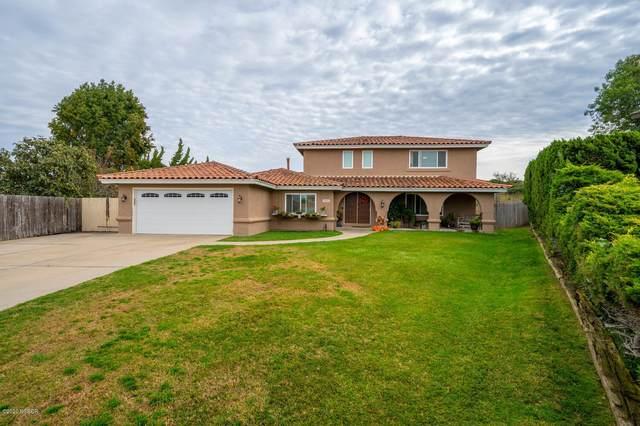 4450 Berkshire Lane, Santa Maria, CA 93455 (MLS #20002660) :: The Epstein Partners