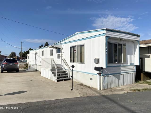 701 E Pine Avenue, Lompoc, CA 93436 (MLS #20002733) :: The Epstein Partners