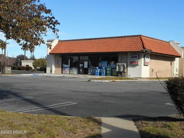 800 N H Street, Lompoc, CA 93436 (MLS #20002852) :: The Epstein Partners