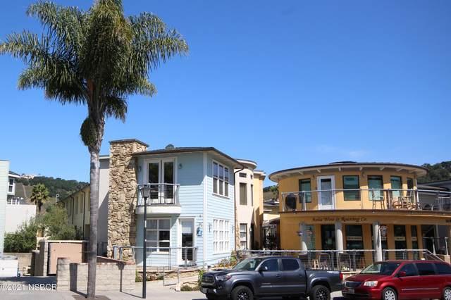 51 San Miguel Street, Avila Beach, CA 93424 (MLS #21000011) :: The Epstein Partners