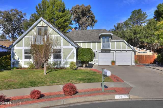 197 Manzanita Drive, Solvang, CA 93463 (MLS #21000033) :: The Epstein Partners