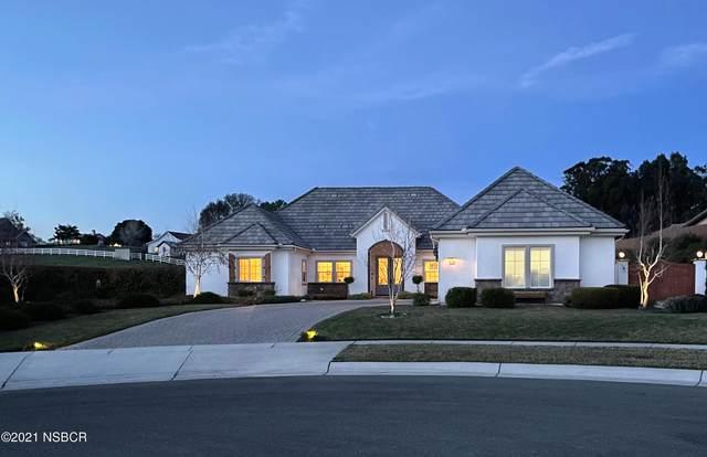 625 Oak Ridge Road, Solvang, CA 93463 (MLS #21000083) :: The Epstein Partners