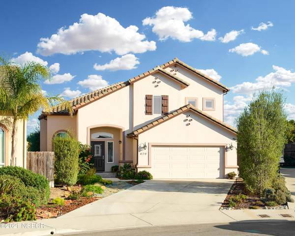 479 Dixson Street, Arroyo Grande, CA 93420 (MLS #21000106) :: The Epstein Partners
