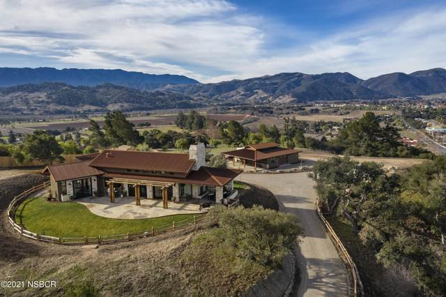 2203 Hill Haven Road, Solvang, CA 93463 (MLS #21000120) :: The Epstein Partners