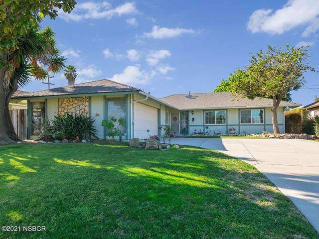 919 N Concepcion Avenue, Santa Maria, CA 93454 (MLS #21000125) :: The Epstein Partners