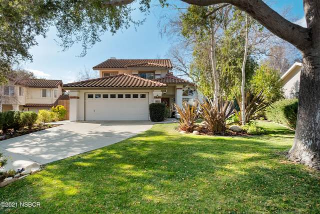 241 Oster Sted, Solvang, CA 93463 (MLS #21000136) :: The Epstein Partners