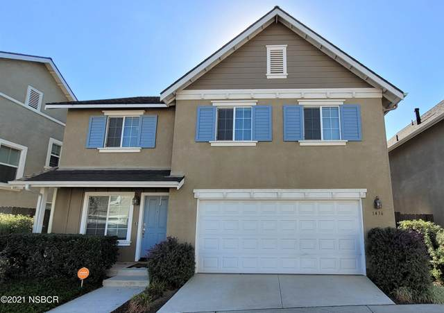 1436 Crown Circle, Lompoc, CA 93436 (MLS #21000141) :: The Epstein Partners