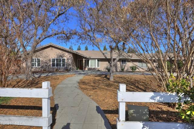 3151 Samantha Drive, Santa Ynez, CA 93460 (MLS #21000151) :: The Epstein Partners