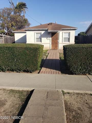 234 N D Street, Lompoc, CA 93436 (MLS #21000154) :: The Epstein Partners