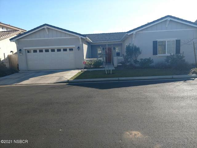 1368 W Darien Way, Santa Maria, CA 93458 (MLS #21000174) :: The Epstein Partners