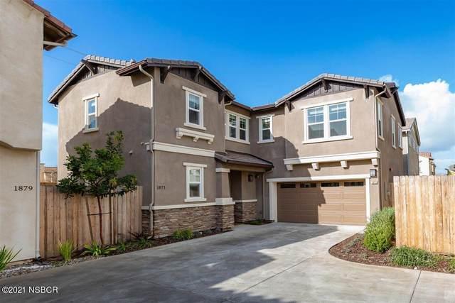 1871 Blue Sage Lane, Santa Maria, CA 93458 (MLS #21000176) :: The Epstein Partners
